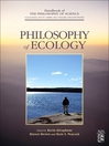 Philosophy of Ecology (eBook)
