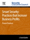 Smart Security (eBook): Practices that Increase Business Profits: Proven Practices