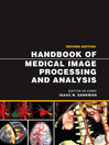 Handbook of Medical Image Processing and Analysis (eBook)