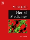 Meyler's Side Effects of Herbal Medicines (eBook)