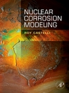 Nuclear Corrosion Modeling (eBook): The Nature of CRUD