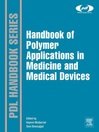 Handbook of Polymer Applications in Medicine and Medical Devices (eBook)