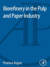Biorefinery in the Pulp and Paper Industry (eBook)