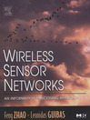 Wireless Sensor Networks (eBook): An Information Processing Approach