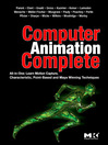 Computer Animation Complete:  All-in-One eBook