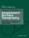 """Advanced Techniques for Assessment Surface Topography (eBook): Development of a Basis for 3D Surface Texture Standards """"Surfstand"""""""
