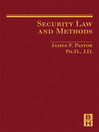 Security Law and Methods (eBook)