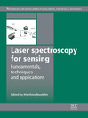 Laser Spectroscopy for Sensing (eBook): Fundamentals, Techniques and Applications