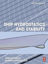 Ship Hydrostatics and Stability (eBook)