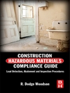 Construction Hazardous Materials Compliance Guide (eBook): Lead Detection, Abatement and Inspection Procedures