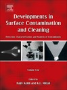 Developments in Surface Contamination and Cleaning (eBook): Detection, Characterization, and Analysis of Contaminants