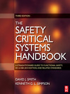 Safety Critical Systems Handbook (eBook): A STRAIGHTFOWARD GUIDE TO FUNCTIONAL SAFETY, IEC 61508 (2010 EDITION) AND RELATED STANDARDS, INCLUDING PROCESS IEC 61511 AND MACHINERY IEC 62061 AND ISO 13849