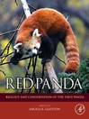 Red Panda (eBook): Biology and Conservation of the First Panda