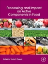 Processing and Impact on Active Components in Food (eBook)