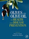 Olives and Olive Oil in Health and Disease Prevention (eBook)