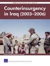 Counterinsurgency in Iraq (2003-2006) (eBook): RAND Counterinsurgency Study—Volume 2