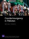 Counterinsurgency in Pakistan (eBook)