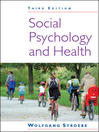 Social Psychology And Health (eBook)