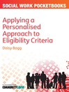 Applying a Personalised Approach to Eligibility Criteria (eBook)
