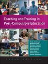 Teaching and Training in Post-Compulsory Education (eBook)