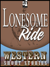 Lonesome Ride (MP3)