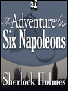 The Adventure of the Six Napoleons (MP3)