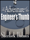 The Adventure of the Engineer's Thumb (MP3)