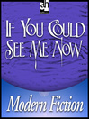 If You Could See Me Now (MP3)