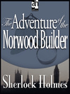 The Adventure of the Norwood Builder (MP3)