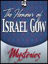 The Honour of Israel Gow (MP3)