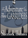 The Adventure of the Three Garridebs (MP3)