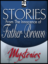 Stories from the Innocence of Father Brown (MP3)