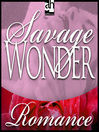 Savage Wonder (MP3)
