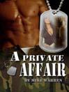 A Private Affair (eBook)