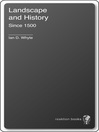 Landscape and History since 1500 (eBook)