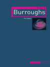William S. Burroughs (eBook)