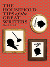 The Household Tips of the Great Writers (eBook)