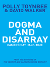 Dogma and Disarray (eBook): Cameron at Half-Time