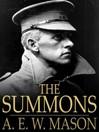 The Summons (eBook)