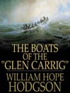 The Boats of the Glen Carrig (eBook)