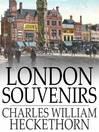 London Souvenirs (eBook)