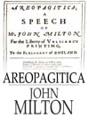 Areopagitica (eBook): A speech for the Liberty of Unlicensed Printing to the Parliament of England