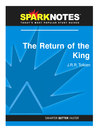 The Return of the King (SparkNotes Literature Guide) (eBook)