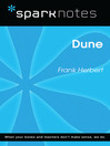 Dune (SparkNotes Literature Guide) (eBook)