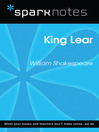 King Lear (SparkNotes Literature Guide) (eBook)