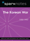 The Korean War (1950-1953) (SparkNotes History Note) (eBook)