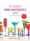 The Complete Home Bartender's Guide (eBook)