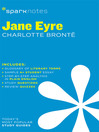 Jane Eyre SparkNotes Literature Guide (eBook)