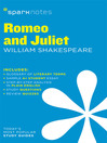 Romeo and Juliet SparkNotes Literature Guide (eBook)