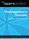 Shakespeare's Sonnets (SparkNotes Literature Guide) (eBook)